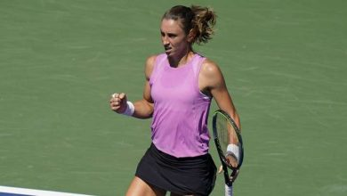 Photo of Petra Martic 1st participant into US Open 2020's 4th spherical