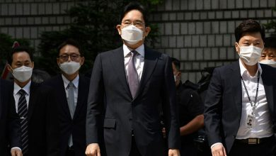Photo of Samsung Inheritor Lee Jae-yong Charged With Fraud Over Succession-Linked Deal