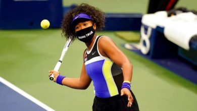 Photo of US Open 2020: Naomi Osaka wears masks in reminiscence of Breonna Taylor