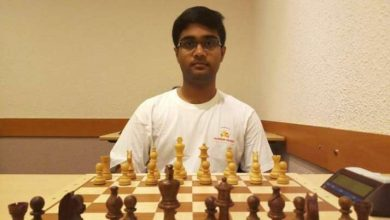 Photo of Indian GM Iniyan wins World Open on-line chess event