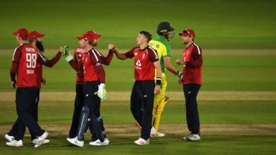 Photo of 1st T20I: Dawid Malan, Jos Buttler shine as England beat Australia by 2 runs in nail-biting thriller