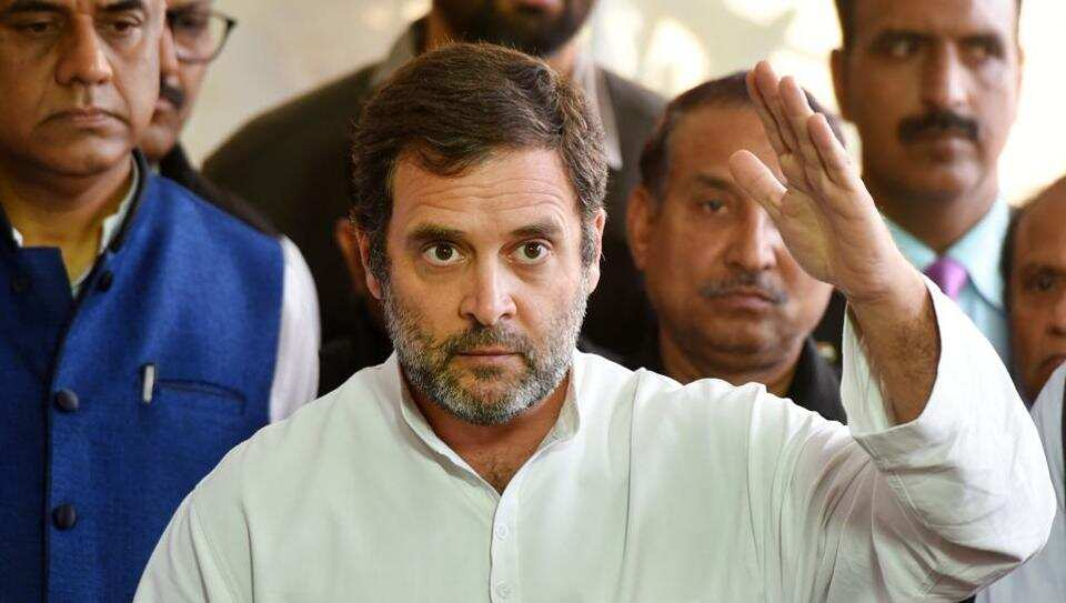 Congress leader Rahul Gandhi slammed the government for the economic fallout.