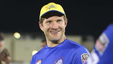 Photo of IPL 2020 | There was little rust that won't take lengthy to go: Shane Watson after first CSK session