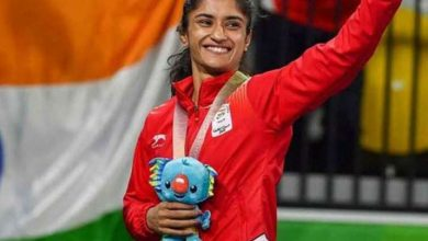 Photo of Vinesh Phogat recovers from COVID-19, assessments destructive twice