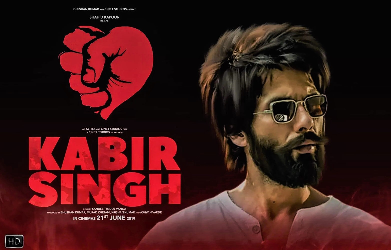 Kabir Singh Full Movie Download, Leaked on Pagalworld in HD Quality