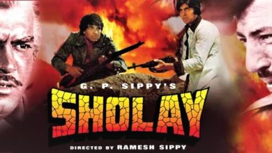 Photo of Sholay Full Movie HD Free Download in Mp4, Leaked on Filmywap