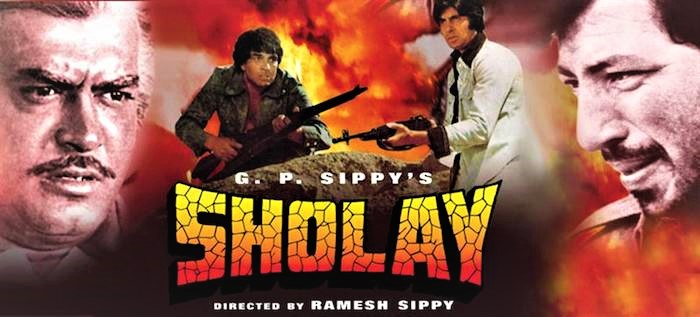 Sholay Full Movie HD Free Download in Mp4, Leaked on Filmywap
