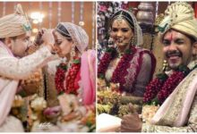 Photo of Aditya Narayan Marriage Photos, Wedding Pics & Videos with Shweta Agarwal