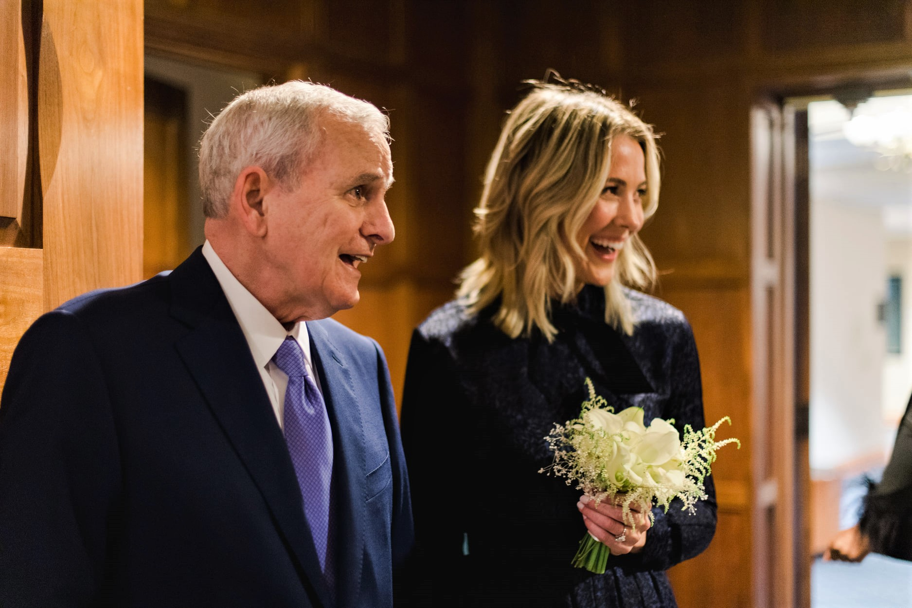 Mark Dayton Former Governor of Minnesota Announces his Marriage with Ana Orke at the Age of 73