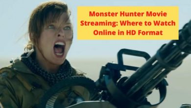 Photo of Monster Hunter Movie Streaming: Where to Watch Online in HD Format