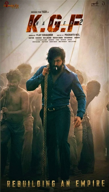 KGF Chapter 2 Banner & Cover Photo