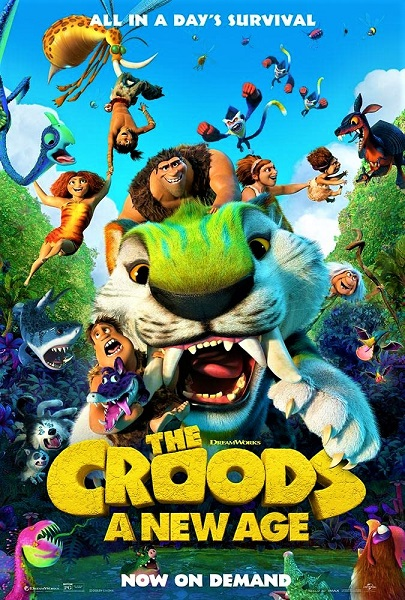 The Croods 2 - A New Age Poster & Banner Img