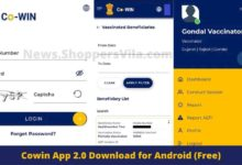 Photo of Cowin App 2.0 Download for Android, IOS (iPhone) & Windows (PC) (Free Apk V2.0)