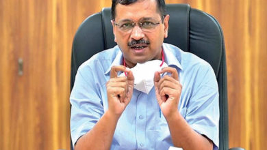 Photo of I held my powers as I supported the farmers: Kejriwal against the Central Government