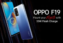 Photo of Oppo launches F19 with 48mp triple rear camera, 33w fast charging;  priced at Rs. 18,990